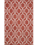 RugStudio presents Rugstudio Sample Sale 102905R Russet Hand-Tufted, Good Quality Area Rug