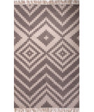 RugStudio presents Jaipur Rugs Desert Yuma Des03 Brown Flat-Woven Area Rug