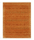 RugStudio presents Jaipur Rugs Vestiges Desire VT04 Pumpkin Hand-Knotted, Good Quality Area Rug