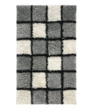 RugStudio presents Jaipur Rugs Utopia Eden UP04 Ebony/Bleached Linen Area Rug