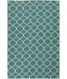 RugStudio presents Jaipur Rugs Escape Soleil Ese09 Teal Woven Area Rug