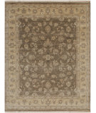 RugStudio presents Rugstudio Sample Sale 63730R Gray Brown Hand-Knotted, Best Quality Area Rug