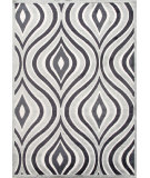 RugStudio presents Jaipur Rugs Fables Illusion Fb43 White Machine Woven, Good Quality Area Rug