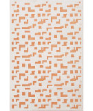 RugStudio presents Jaipur Rugs Fables Pixel Fb52 Chenille Orange Machine Woven, Good Quality Area Rug