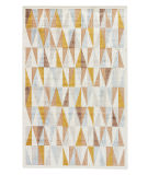 RugStudio presents Jaipur Rugs Fables Tria Fb61 Beige Machine Woven, Good Quality Area Rug