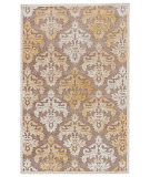 RugStudio presents Jaipur Rugs Fables Majestic Fb62 Sage Green Machine Woven, Good Quality Area Rug