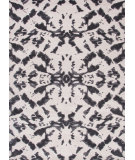 RugStudio presents Rugstudio Sample Sale 74888R White / Black Ink Hand-Tufted, Good Quality Area Rug