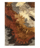RugStudio presents Jaipur Rugs Utopia Felicity Up03 Leather Brown Area Rug