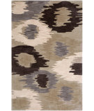 RugStudio presents Jaipur Rugs Fusion Puddle Jumper FN13 Classic Gray/Classic Gray Hand-Tufted, Better Quality Area Rug