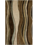 RugStudio presents Jaipur Rugs Fusion Go With The Flow FN17 Gray Brown/Gray Brown Hand-Tufted, Better Quality Area Rug