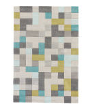 RugStudio presents Jaipur Rugs Fusion Mason Fn24 Classic Gray Hand-Tufted, Good Quality Area Rug
