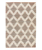 RugStudio presents Jaipur Rugs Feza Souk Fz02 Medium Gray Flat-Woven Area Rug