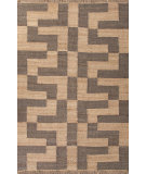 RugStudio presents Jaipur Rugs Feza Blocked Fz06 Stone Gray Flat-Woven Area Rug
