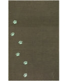 RugStudio presents Jaipur Rugs Grant Design Indoor/Outdoor Sidetracks GD05 Cocoa Brown Hand-Hooked Area Rug