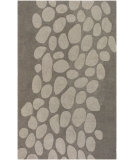 RugStudio presents Jaipur Rugs Grant Design Indoor/Outdoor Downstream GD07 Dark Gray/Light Gray Hand-Hooked Area Rug