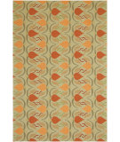 RugStudio presents Jaipur Rugs Grant Design I-O Pear-Off GD11 Straw Hand-Hooked Area Rug