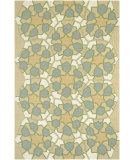 RugStudio presents Jaipur Rugs Grant Design I-O Chain-Link GD16 Lemon/Lemon Hand-Hooked Area Rug