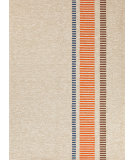 RugStudio presents Jaipur Rugs Grant Design I-O Tread Gd18 Silver Gray Hand-Hooked Area Rug