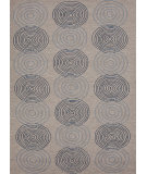 RugStudio presents Jaipur Rugs Grant Design I-O Discus Gd22 Cement Hand-Hooked Area Rug