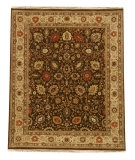 RugStudio presents Rugstudio Sample Sale 53532R Tobacco/Sand Hand-Knotted, Good Quality Area Rug