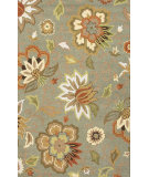 RugStudio presents Jaipur Rugs Hacienda Zamora Hac10 Seamist Hand-Tufted, Better Quality Area Rug