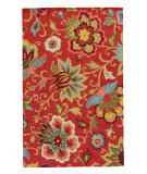 RugStudio presents Jaipur Rugs Hacienda Zamora Hac11 Velvet Red Hand-Tufted, Better Quality Area Rug