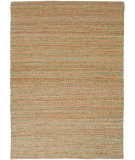 RugStudio presents Rugstudio Sample Sale 74902R Miami Green Woven Area Rug