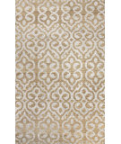 RugStudio presents Jaipur Rugs Heritage Jolie Hr09 Wheat Hand-Knotted, Good Quality Area Rug