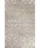RugStudio presents Rugstudio Sample Sale 102756R Light Shale Hand-Knotted, Good Quality Area Rug