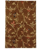 RugStudio presents Rugstudio Sample Sale 53402R Tobacco Hand-Knotted, Good Quality Area Rug