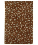 RugStudio presents Rugstudio Sample Sale 53408R Tobacco Hand-Knotted, Good Quality Area Rug