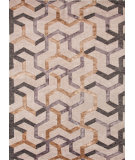 RugStudio presents Jaipur Rugs J2 Jannu J243 Antique White Hand-Knotted, Better Quality Area Rug