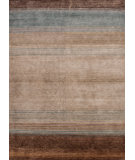 RugStudio presents Jaipur Rugs J2 Lhotse J246 Lead Gray Hand-Knotted, Better Quality Area Rug
