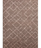 RugStudio presents Jaipur Rugs J2 Nanda J247 Silver Gray Hand-Knotted, Better Quality Area Rug