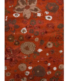 RugStudio presents Jaipur Rugs J2 Mana J250 Red Orange Hand-Knotted, Better Quality Area Rug