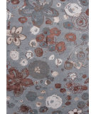 RugStudio presents Jaipur Rugs J2 Mana J257 Light Blue Hand-Knotted, Better Quality Area Rug