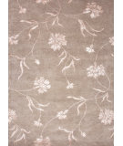 RugStudio presents Jaipur Rugs J2 Kamet J259 Silver Gray Hand-Knotted, Better Quality Area Rug