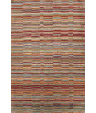 RugStudio presents Jaipur Rugs J2 Radiate J261 Red Orange Hand-Knotted, Good Quality Area Rug