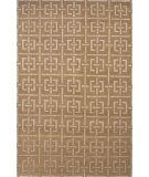 RugStudio presents Jaipur Rugs J2 Everest J264 Tan/White Sand Hand-Knotted, Good Quality Area Rug