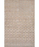 RugStudio presents Jaipur Rugs J2 Matterhorn J268 Crystal Gray/Light Tan Hand-Knotted, Good Quality Area Rug