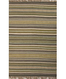 RugStudio presents Jaipur Rugs Java Madura Jav02 Green/Gray Flat-Woven Area Rug