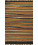 RugStudio presents Jaipur Rugs Java Banten Jav03 Red/Green Flat-Woven Area Rug