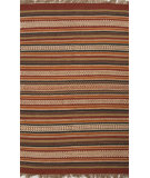 RugStudio presents Jaipur Rugs Java Sumatra Jav04 Red/Green Flat-Woven Area Rug