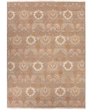 RugStudio presents Jaipur Rugs Jaimak Farah Jm22 Mushroom Hand-Knotted, Good Quality Area Rug