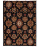 RugStudio presents Jaipur Rugs Jaimak Kangal Jm29 Ebony Hand-Knotted, Better Quality Area Rug