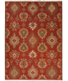 RugStudio presents Rugstudio Sample Sale 75154R Navajo Red Hand-Knotted, Better Quality Area Rug