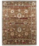 RugStudio presents Jaipur Rugs Artisan Series K02 Gold Brown Hand-Knotted, Good Quality Area Rug