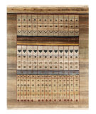 RugStudio presents Jaipur Rugs Artisan Series K46 Multi Hand-Knotted, Good Quality Area Rug
