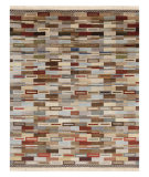 RugStudio presents Jaipur Rugs Artisan Series K57 Multi Hand-Knotted, Good Quality Area Rug