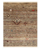 RugStudio presents Jaipur Rugs Artisan Series K60 Multi Hand-Knotted, Good Quality Area Rug